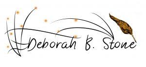 Schriftzug Deborah B. Stone