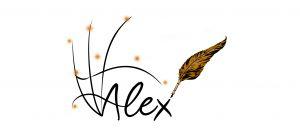 Schriftzug Alex