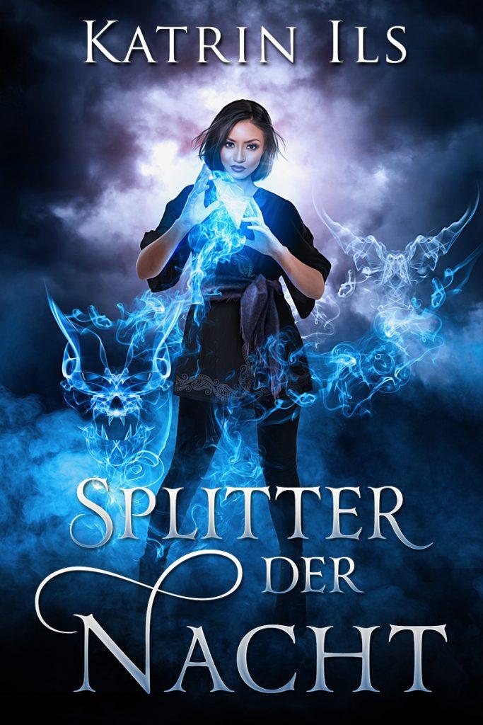 Cover Splitter der Nacht