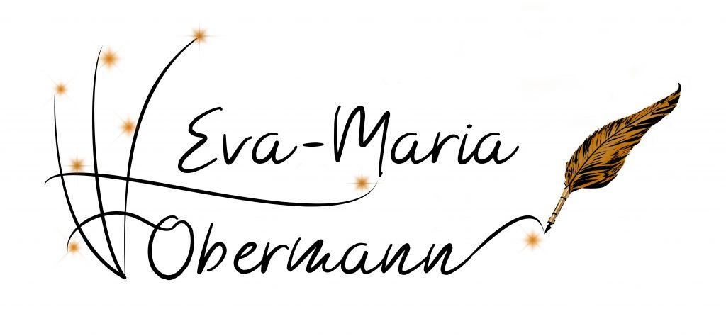 Schriftzug Eva-Maria Obermann