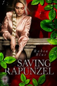Rabea Blue Saving Rapunzel Cover