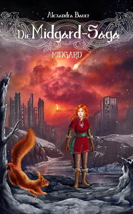 Alexandra Bauer Midgard Cover