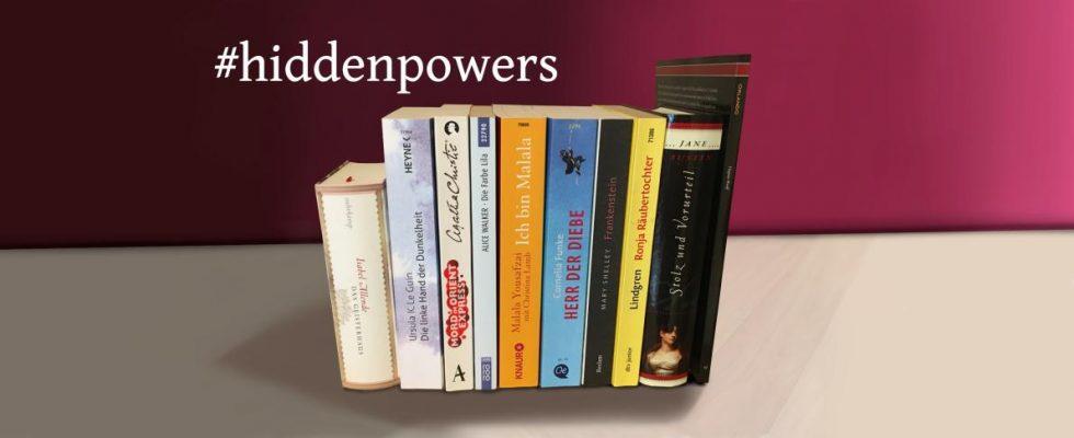 10 Werke aus der Weltliteratur alle von Frauen geschrieben