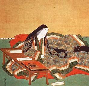 Zeichnung der Autorin im Japanischen Stil