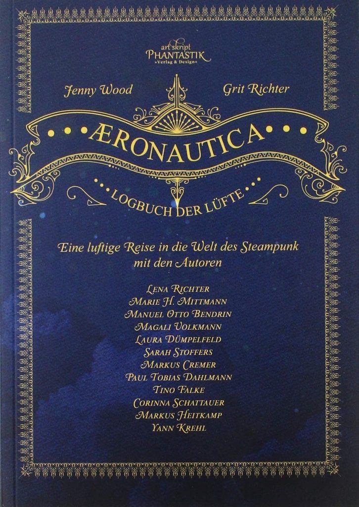 "Cover des Buchs ""Aeronautica"""