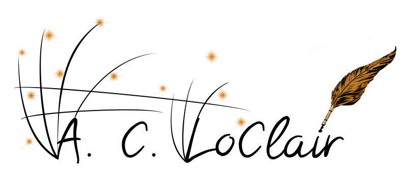 Schriftzug A.C. LoClair