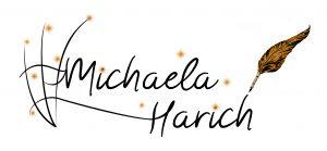 Schriftzug Michaela Harich