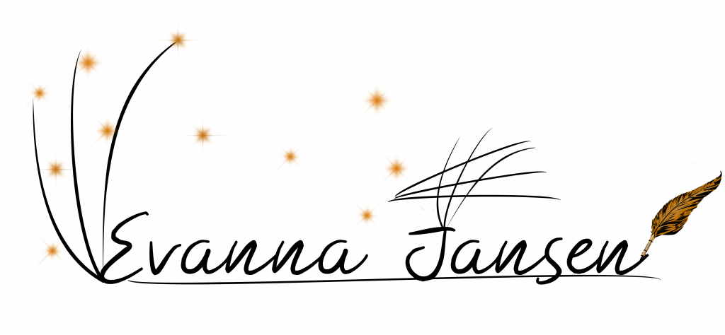 Schriftzug Evanna Jansen