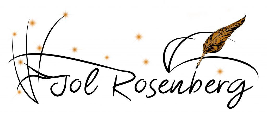 Schriftzug Jol Rosenberg