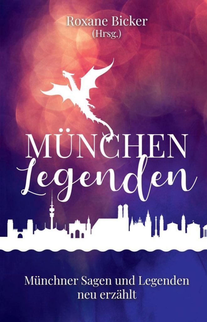 Cover Münchner Legenden