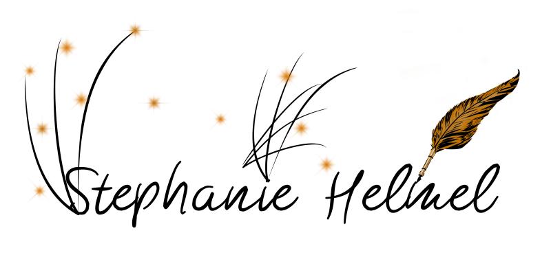 Schriftzug Stephanie Helmel